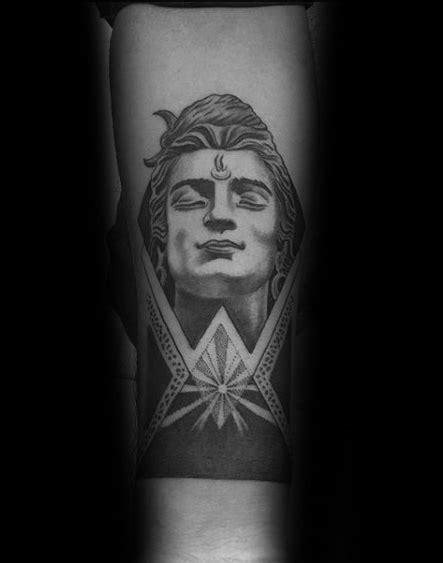 Top 63 Shiva Tattoo Design Ideas - [2020 Inspiration Guide]