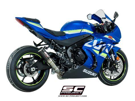 Knalpot Racing Suzuki Gsx Sc Project Carbon suzuki gsx r1000 17 exhaust sc project