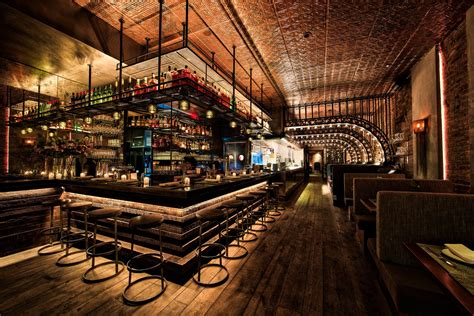 bar designs gallery of 2016 restaurant bar design awards announced 15