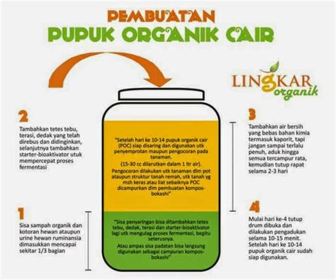 membuat poc untuk hidroponik green team cara mudah membuat pupuk organik cair poc