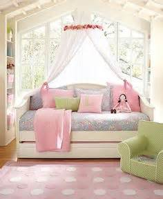 Girls daybed on pinterest canopy bedroom daybeds and paint trim