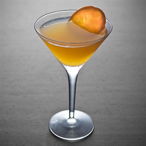 martini orange orange blossom cocktail recipe