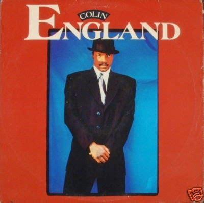 colin england black music community colin england colin england 1991