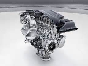 Engine For Mercedes New Inline Six Cylinder Heads Mercedes Engine Strategy Evo