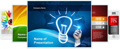 Pptstar Provides Amazing Presentation Templates For Powerpoint And Keynote Eye Catching Powerpoint Templates