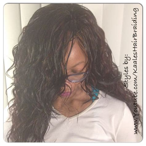 wet and wavy tree braids cornrow tree braids are amazing treebraids hair extensions removals and brazilian knots