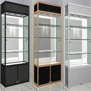 Used Glass Display Cabinet Singapore Glass Display Cabinets Made Of Acrylic Used As Shop