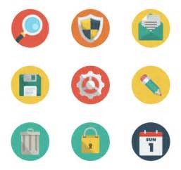 Web App Homepage Design business strategy 15 free icons svg eps psd png files