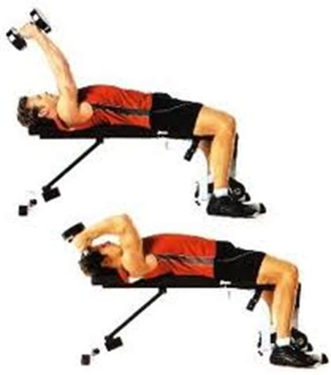 Skull Crushers On Floor by Best Exercises To Tone Triceps Tone And Tighten