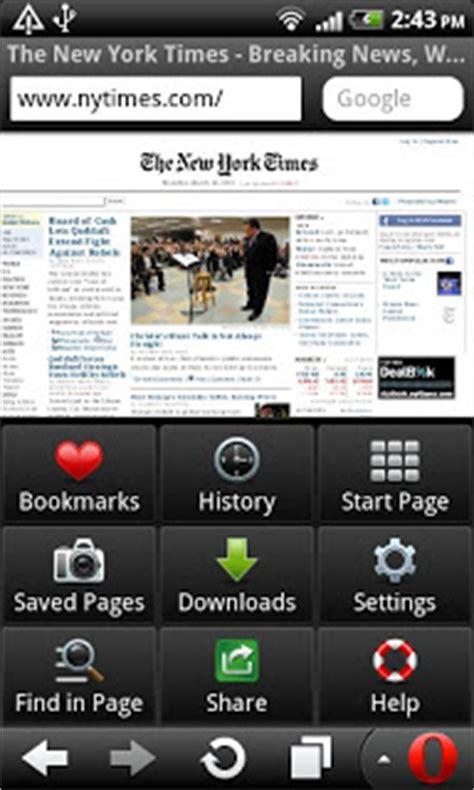 opera web browser apk opera mobile web browser apk for android aplikasi android gratis free software