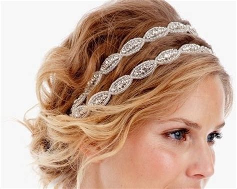 hairstyles with double headband 61 best beach wedding hair ideas images on pinterest