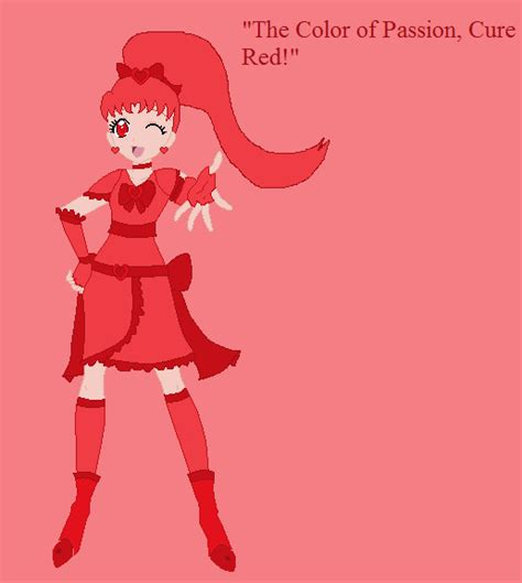 color cure pretty cure color cure by miraculouslover22 on deviantart