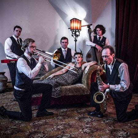 electro swing band hire electro swing band book 1920s themed entertainment