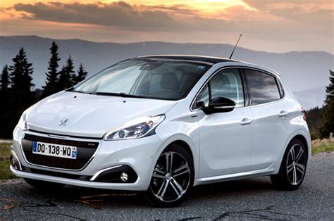 peugeot 208 price in india peugeot 208 hatchback 2008 and 3008 crossovers begin road
