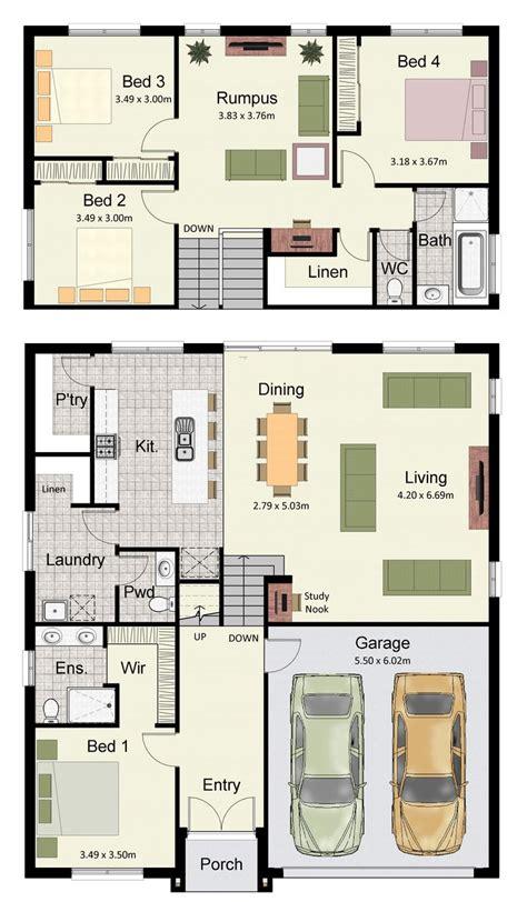 House Plans Sloping Block House Floor Plans Sloping Blocks
