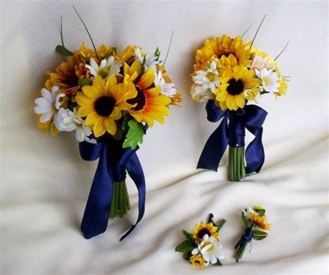 Navy Black Flower Mix 17 best images about wedding flowers on