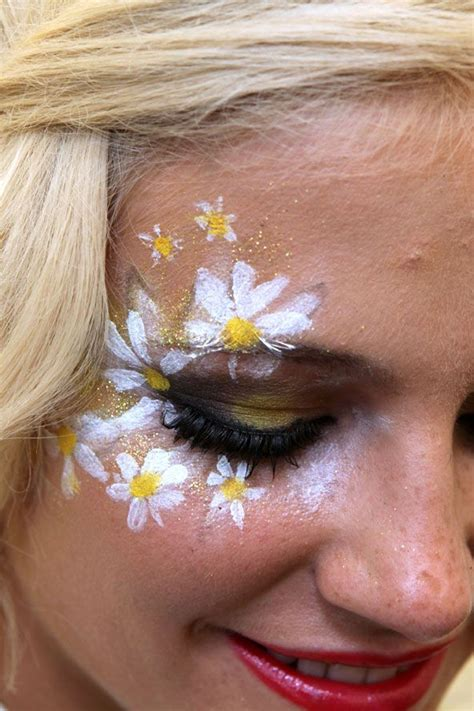 flower makeup painting secrets from the golden age of flower