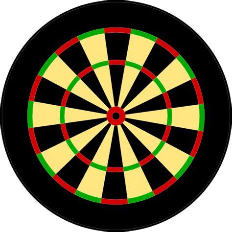 Darts Target Clip Art at Clker.com   vector clip art