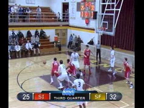 st. francis vs st. ignatius boys basketball youtube