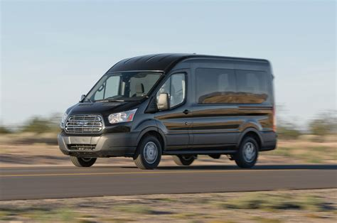 ford transit 2015 2015 ford transit 150 ecoboost 350hd first test motor trend