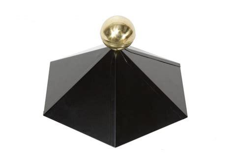 pavillon 6 eckig metall metall dachhaube f 252 r holz pavillon schwarz 6 eckig mit