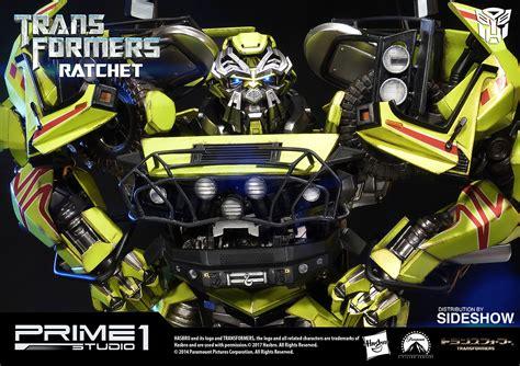 Kaos Transformers Autobot Ratchet prime 1 studio transformers ratchet polystone statue