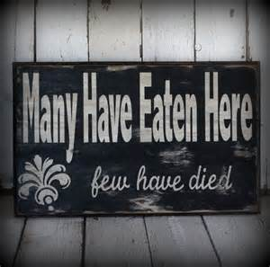 Home Decor Wall Signs by Best 25 Kitchen Wall Art Ideas On Pinterest Kitchen