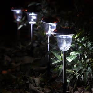 solar pathway lights unique arts m20201 solar pathway light set of 6 atg stores