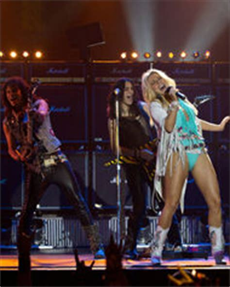 sherrie hairstyle in rock of ages film hollywood a listers join headbangers for monster movie hit