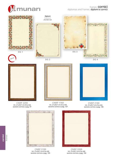 cornici pergamene cornice per pergamena 28 images cornice a giorno con
