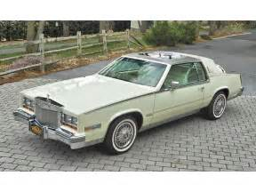 1981 Cadillac Eldorado For Sale 1981 Cadillac Eldorado Biarritz With Sunroof Used