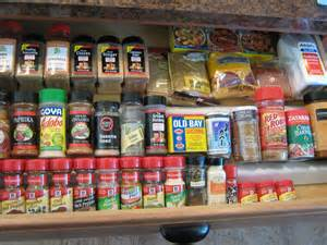 Corner Spice Rack Fake It Frugal In Drawer Spice Organizer Free