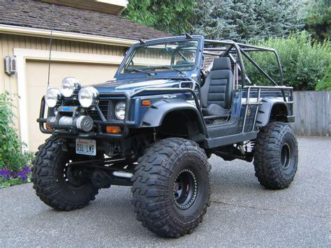 Road Suzuki Sidekick Suzuki Samurai Mud Truck Mud Trucks