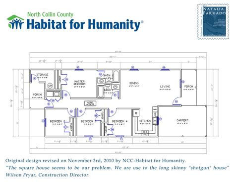 House Plans That Turn Ideas Into Reality Habitat For Habitat For Humanity House Plans