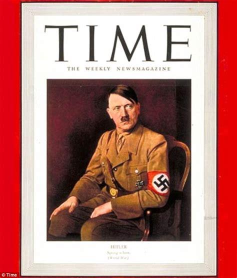 time magazine accused of likening donald to