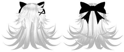mmd base hair mmd base hair mmd 100wg tda hair edit 1 dl by hb squiddy