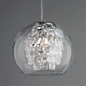 Clear Glass Chandelier Shades Glass Globe And Crystal Pendant Light Glasses Shades