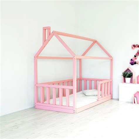 House Bed Frame house bed frame with rails shopkidday