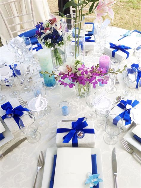 17 best images about royal blue wedding theme on wedding cobalt blue and receptions