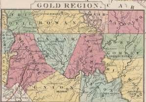 gold maps carolina carolina gold map map
