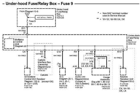 ek4 fuse box diagram for car speakers to wiring