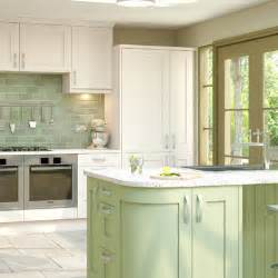 traditional kitchen ideas with a contemporary twist green coastal kitchen myhomeideas com