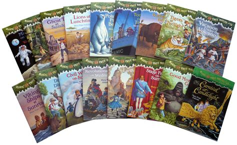 The Magic Tree House Goes To College