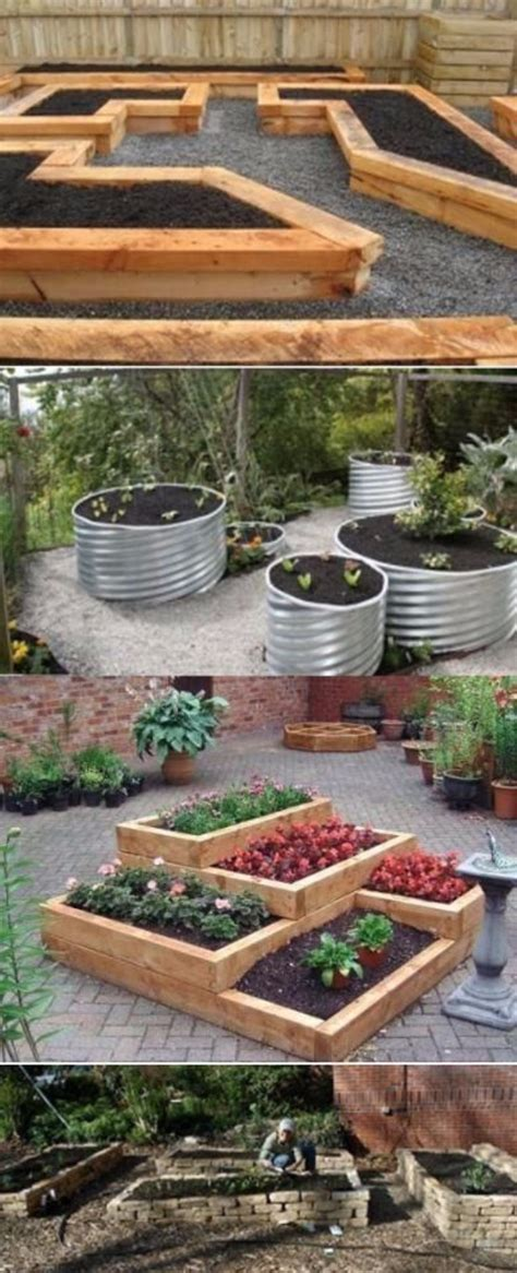 do it yourself raised garden beds do it yourself raised garden beds 17 best images about