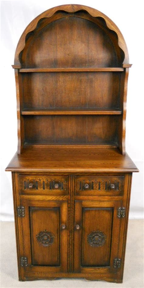 Cupboard Dresser by Dresser Antique Jacobean Style Small Oak Cupboard Dresser
