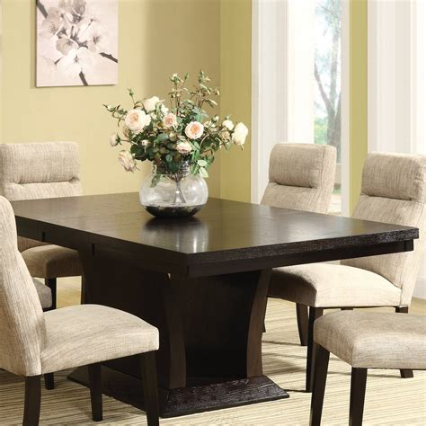 Homelegance Dining Table Shop Homelegance Avery Extending Dining Table At Lowes