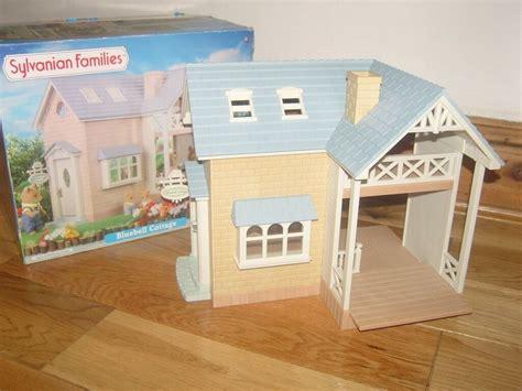 sylvanian families bluebell cottage sylvanian families bluebell cottage boxed and