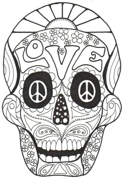 coloring books for grown ups dia de los muertos day of the dead the dead and sugar skull on