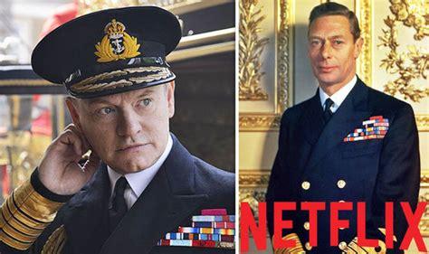 actor king george vi the crown the crown season 3 king george vi bombshell revealed ahead