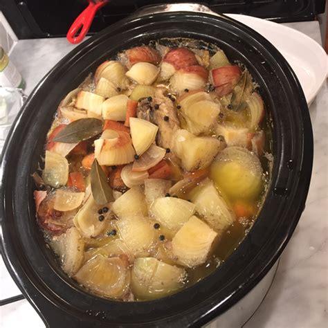 Detox Bone Broth Crock Pot Recipe by Beef Broth Recipe Dr Dan S Healing Center